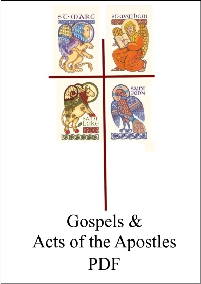 Gospel and Acts of the Apostles pdf