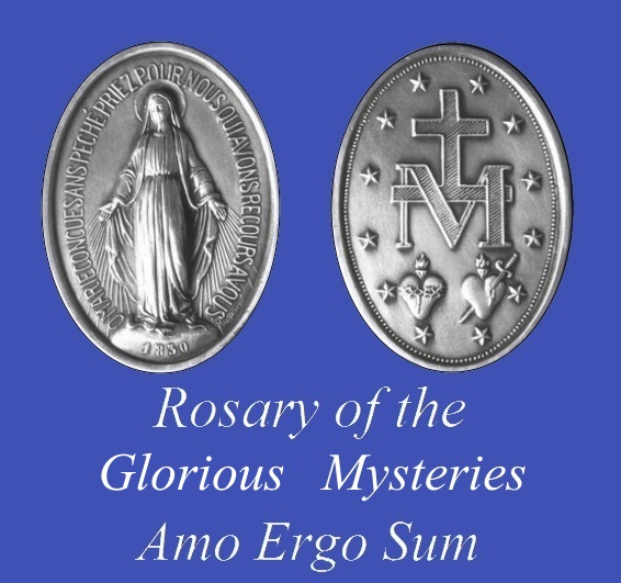 Rosary of the Glorious Mysteries audio MP3
