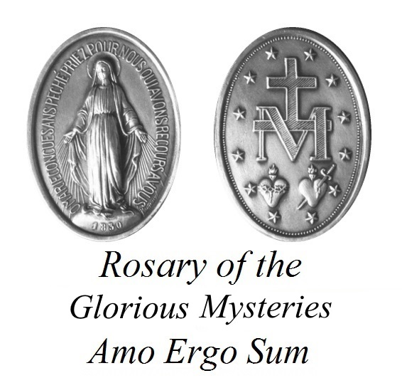 Rosary of the glorious Mysteries  PDF