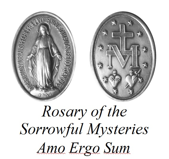 Rosary of the Sorrowful Mysteries  PDF
