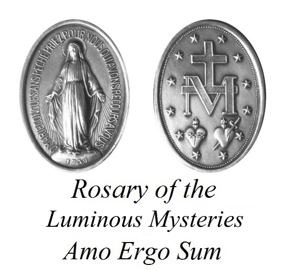 rosary of the luminous mysteries pdf