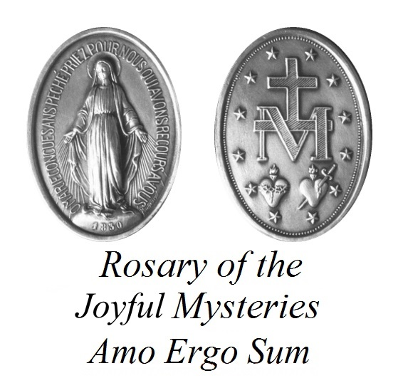 Rosary of the Joyful Mysteries  PDF