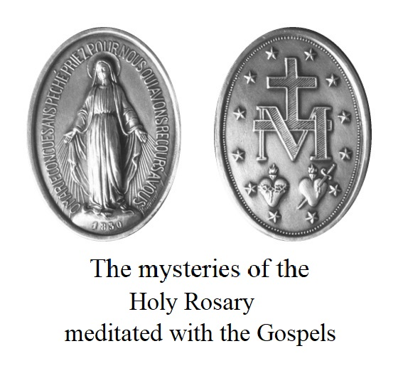 CThe mysteries of the Holy Rosary meditated with the Gospels  PDF