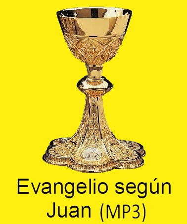 Evangelio según Juan format audio MP3